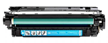 HP 646A Cyan Refurbished Toner Cartridge (CF031A)